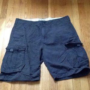 Nautica size 38 cargo shorts